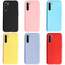 Para oppo a91 caso oppoa91 doces silicone macio capa do telefone para oppo f15 caso um 91 pcpm00 pára escudo protetor oppof15 6.4 polegada