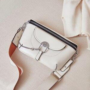 Image 1 - 2020 fashion women bag luxury handbags women bag designer crossbody bags for women 2020 classic saddle