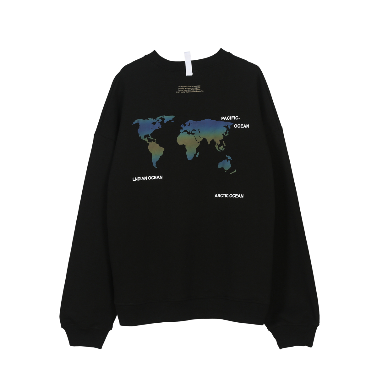 CoooColl New 19FW WORLD TOUR SWEATSHIRT Fashion Casual 3M cotton Hip Hop Loose Streetwear mens women tops Oversized Hiphop in Hoodies amp Sweatshirts from Men 39 s Clothing