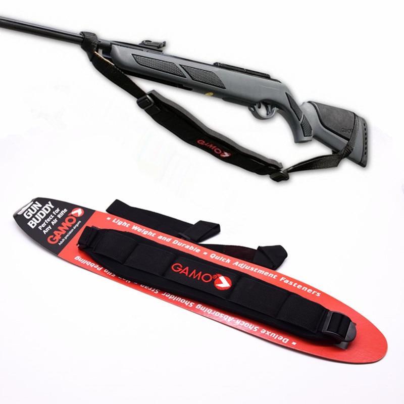 Nowy Gamo pistolet poproś znajomego, idealny dla każdego karabin pneumatyczny Sling krętliki polowanie Sling akcesoria