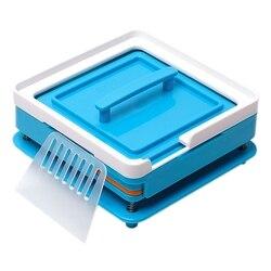 100 otwory ręczna maszyna do napełniania kapsułek #0 kapsułki farmaceutyczne Maker Diy medycyna ziołowy Pill wypełniacz proszkowy w Roboty kuchenne od AGD na