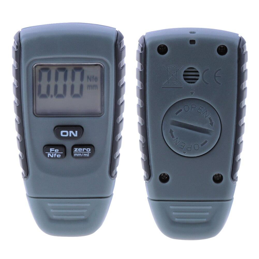 RM660 / GM200 Coating Painting Thickness Gauge Tester Ultrasonic Film Mini Car Coating Measure Paint Gauge Measuring Instrument