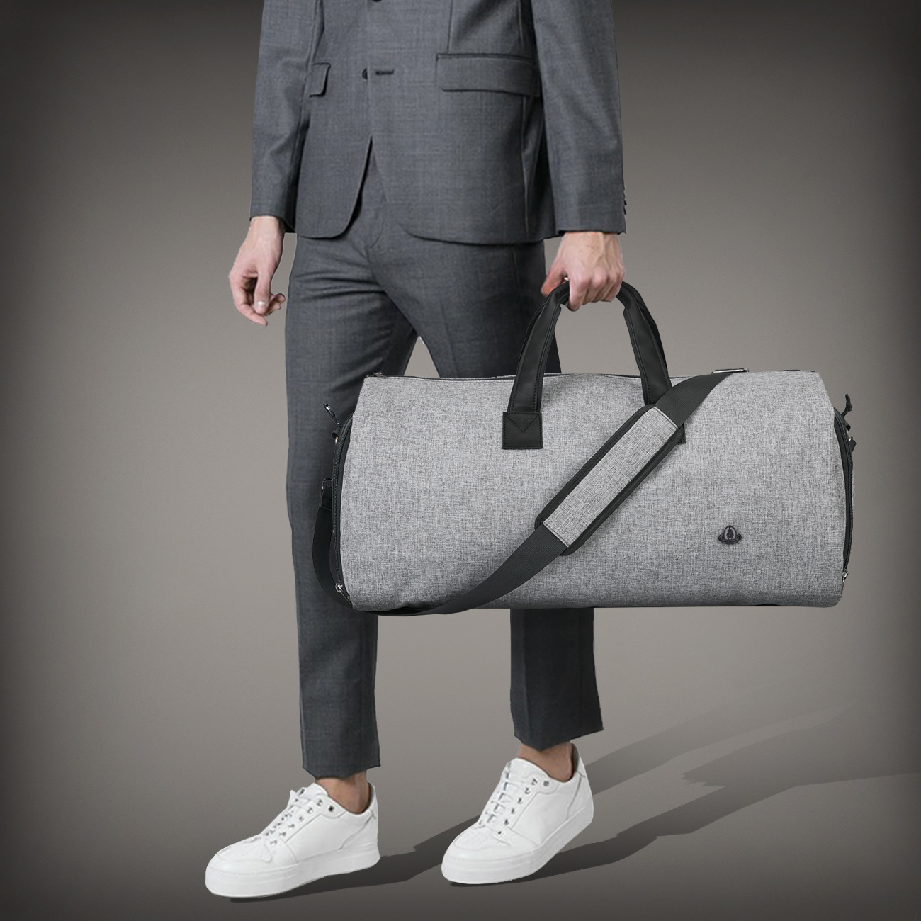 Cross Border Hot Selling 2019 New Style Waterproof Suit MEN'S Travel Bag Multi-functional Large-Volume Business Bag