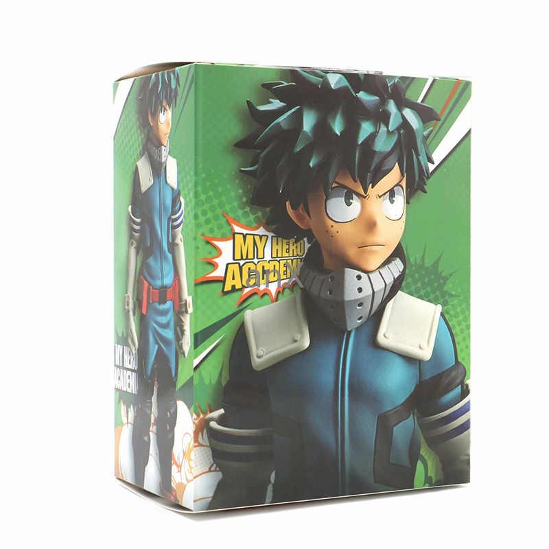 25Cm Anime Mijn Hero Academia Figuur Pvc Leeftijd Van Heroes Beeldje Deku Action Collectible Model Decoraties Pop Speelgoed Voor kinderen
