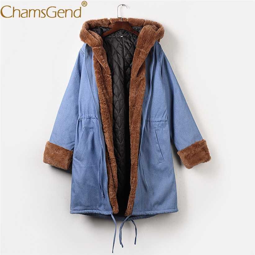 Zimny zimowy ciepły sweter płaszcz kobiety Plus rozmiar tunika na długi rękaw bluza z kapturem płaszcz kobieta stałe długie kurtki 9918