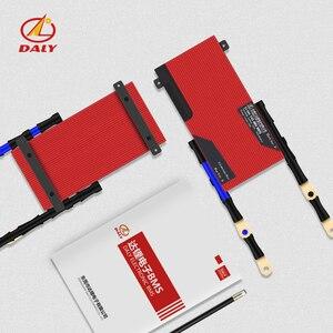 14s 48В батарея pcm bms 80A 200A e-велосипед литий-ионная батарея система управления с балансом для солнечной энергии литиевая батарея
