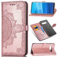 On Alcatel 3 Capa Leather Wallet Case For Alcatel 1C 1X 3 5 3C 3L 3X Idol 5 Cover Phone Bag With Strap Fitted Case(China)