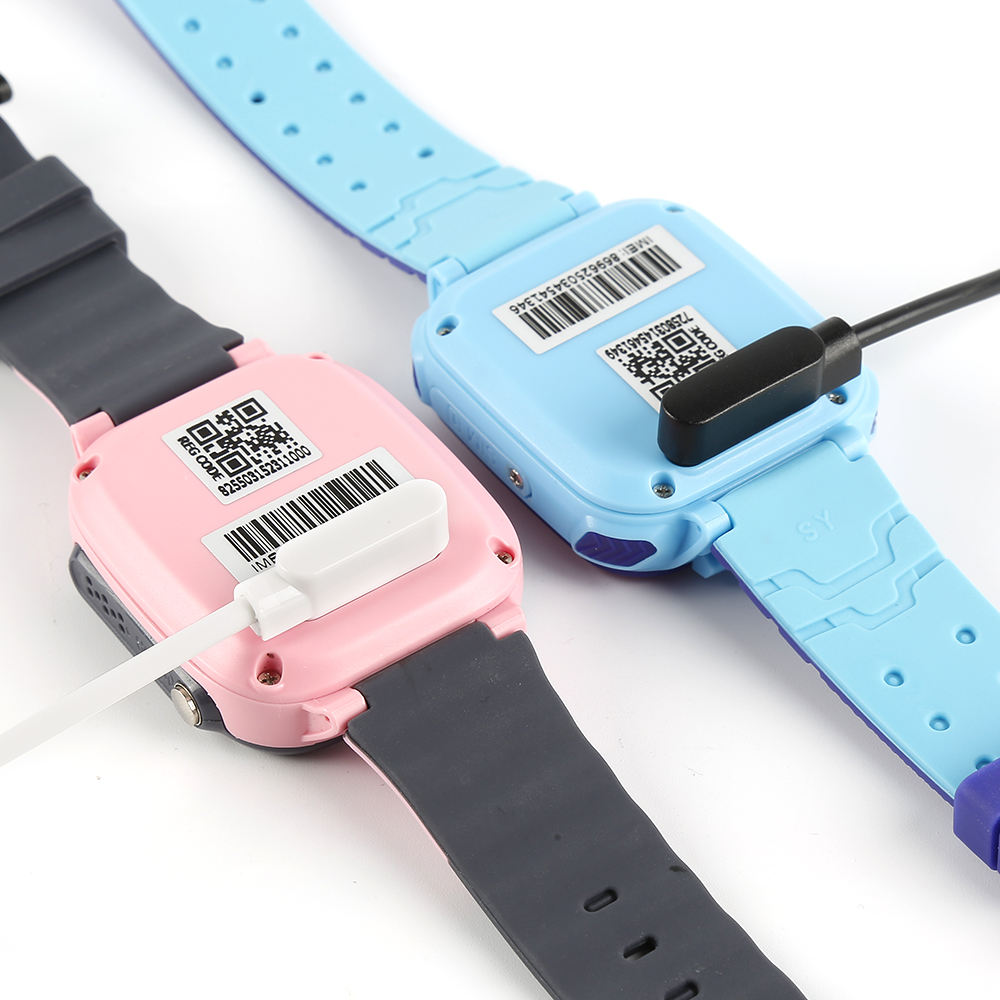 New 1pc Q12/S12/S2 Waterproof Children's Watch Magnetic Charging Cable Smart Bracelet Charging Cable Smartwatch Band Accessories