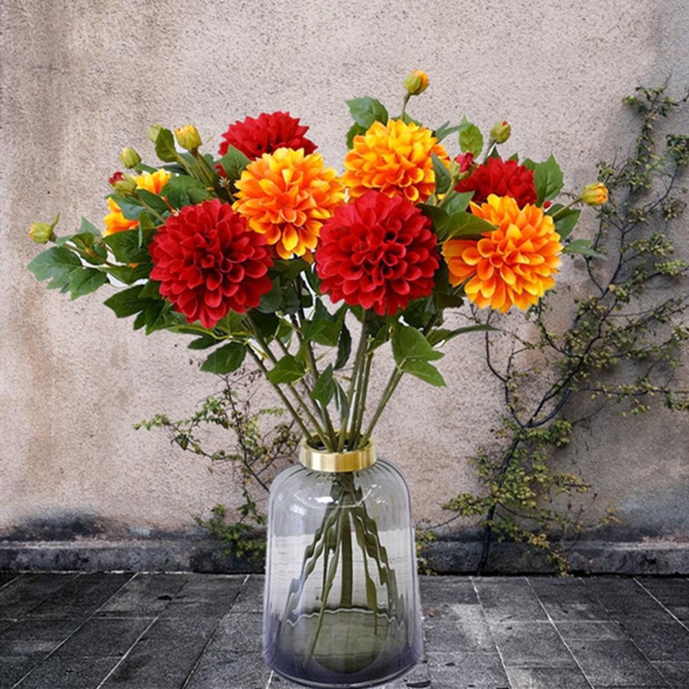 1 pieza Artificial flor Dalia planta de jardín casero etapa boda decoración para fiestas para montar 1PC LCD frente infrarrojo termómetro centígrado y Fahrenheit (sin batería) sin contacto por infrarrojos termómetro de alta precisión