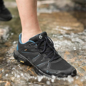 Image 3 - New Youpin Proease Forest Outdoor Shoes Xiaomi Eco System Sneakers Women Waterproof V Bottom Anti Slide Shock Breathable Shoes
