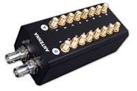PSC 8 canales amplificador de señal sistema distribuidor de antena audio RF distribuidor para grabación entrevista MICRÓFONO INALÁMBRICO