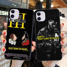 цена на 2018 New The Weeknd Starboy Pop Singer Soft Silicone TPU Phone Cover Case For iPhone X 8 8Plus 7 7Plus 6 6S 6Plus 6SPlus 5 5S SE