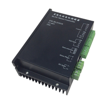 High Quality BLDC Motor Controller Input Volt 12-48V Analog 0-5V Voltage Rated Set 0.5-10A Current for Brushless DC