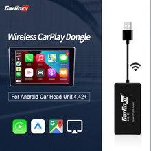 Carlinkit android автомобильный ключ apple беспроводной carplay