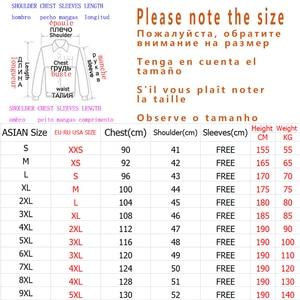 Image 5 - Camisetas informales de alta calidad para hombre, camisetas a la moda en negro, blanco y rojo, camisetas holgadas de estilo HIP HOP de gran tamaño L 6XL 7XL 8XL 9XL, 2020