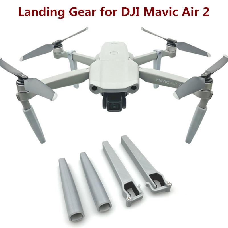 Mavic Air 2 Landing Gear 3D Printed 5cm Heighten Landing Legs Extended Support Feet For DJI Mavic Air 2 RTF Drone Accessories