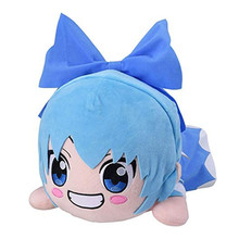 Touhou Project: Cirno Mega Jumbo Nesoberi Stuffed Doll Plush Toy Gift for Chlid