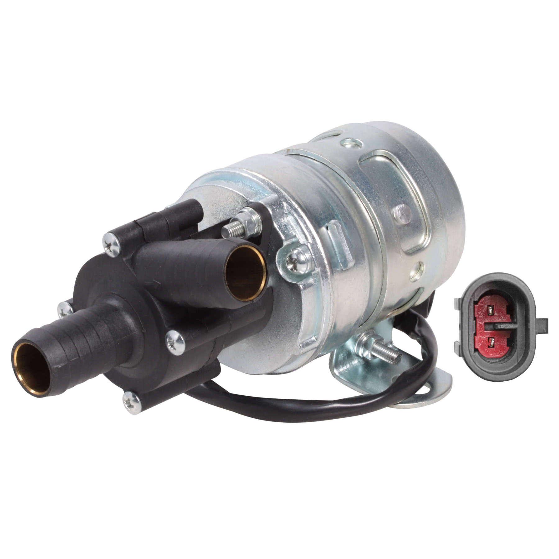 Насос отопителя дополнительный электрический (18мм, 12В, евроразъём) для автомобилей ГАЗ 3221/2217 STARTVOLT VPM 0322 Детали для обогревателя      АлиЭкспресс
