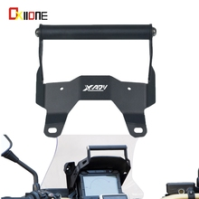 Motorcycle Navigation Bracket front Bar Stand Mobile Phone Holder For HONDA X ADV 750 2017 2018 2019 2020 XADV 750 Accessories