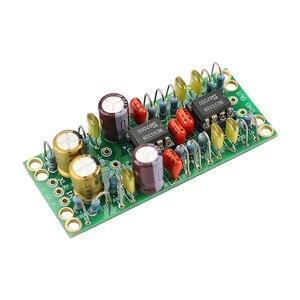 Image 2 - GHXAMP NE5532 متوازن XLR إلى واحد نهاية RCA الناتج المزدوج op أمبير لوحة دوائر كهربائية صغيرة الحجم منخفضة تشويه منخفضة الضوضاء