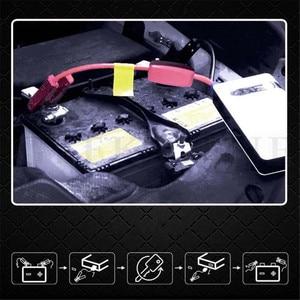 Image 3 - GKFLY 12V Tragbare Auto Starthilfe Notfall Batterie Booster Power bank Wasserdicht mit LED Taschenlampe