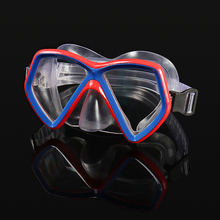 Kids Diving Mask Anti-Fog Goggles Glasses Swimming Easy Breath Tube Snorkeling Professional Scuba