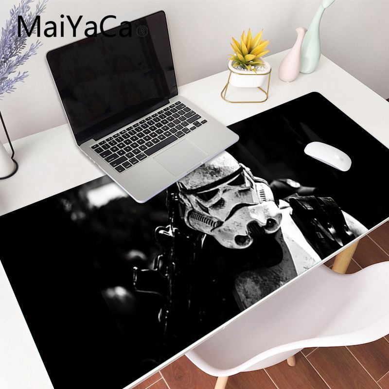 90x40cm Star Wars Gaming Mouse Pad XXL Computer Mousepad Large XL Rubber Desk Keyboard Mouse Pad Mat Gamer for co go overwatch