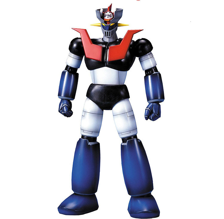 MECHANIC COLLECTION KIT MAZINGER Z Assemble Model Kits Action Figures Plastic Model Toys
