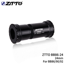 ZTTO BB86 24mm BB92 BB90 Press Fit Bottom Brackets Thread lock for Road Bicycle Mountain bike 24 shaft Crankset chainset super b tb 1927a remover bb86 bb90 bb91 bb92 bearings bearing removal tools bicycle repair tools