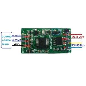 Image 4 - Module ADC dacquisition analogique cc 12V 4 20MA, carte RS485 Modbus RTU