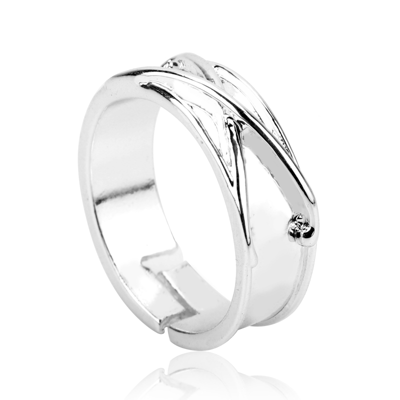 Zamasu Гоку черный время кольцо аниме Кольца для пальцев регулируемые кольца для Для мужчин Для женщин Для мужчин ювелирные подарки Косплэй