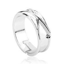 Zamasu goku preto tempo anel anime anéis dedo anel ajustável para homens feminino jóias presentes cosplay