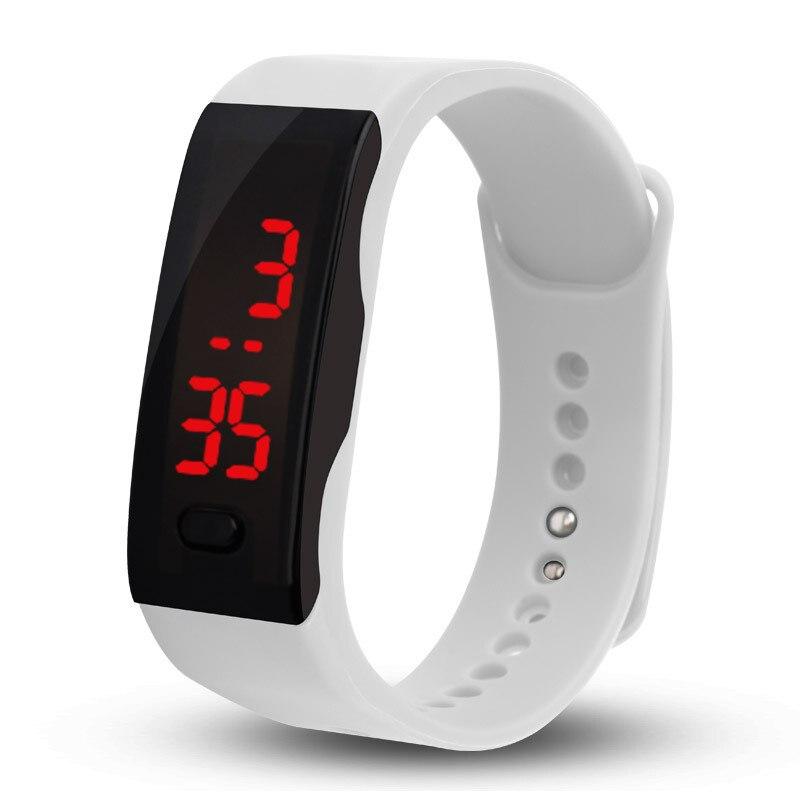 The 3rd Generation LED Bracelet Watch Upgrade Version Fashion Trend Sports Kids Leisure Students Children's Wrist Bracelet Spot
