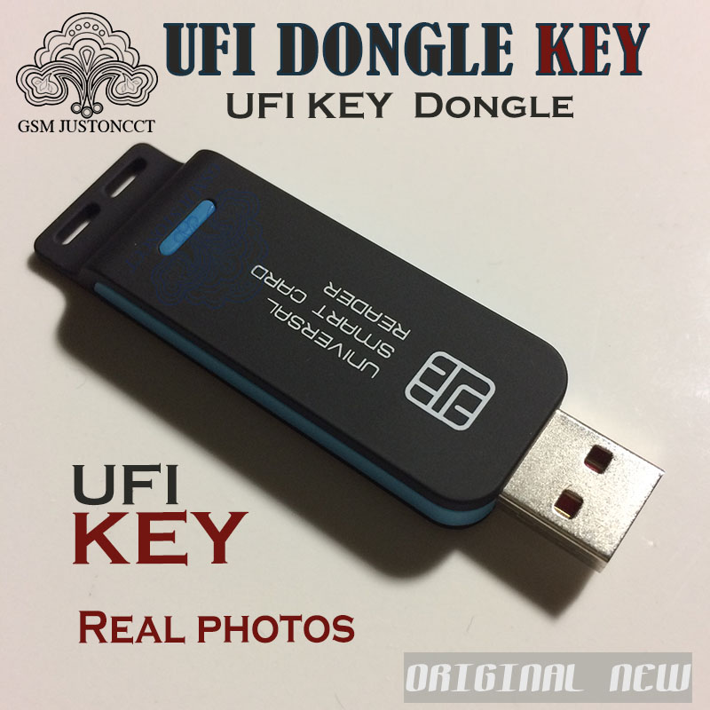 2020 Original New Ufi Dongle UFI KEY