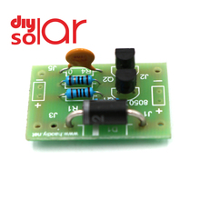 3.7/7.4/11.1V DIY Kits Solar Panel Lamp Board Control Sensor Lithium Battery Charger Controller Module Outdoor Circuit 1500mA Ma