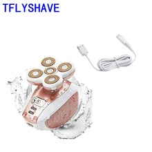 TFLYSHAVE Women Painless Epilator Female Shaver Electric Bod