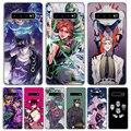 Чехол для Samsung Galaxy A50 A70 A30S A51 A71 A10 A20E A40 A90 A20S M30S A6 A7 A8 A9 Plus Coqu