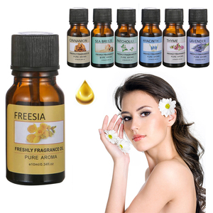 10ml Water-soluble Flower Fruit Essential Oil Relieve Stress for Humidifier Fragrance Lamp Air Freshening Aromatherapy TSLM1