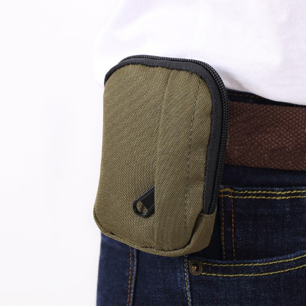 Tactical Molle Pouch 800D Portable Phone Case Wallet Bag Holder Waist Fanny Pack Accessory Bag Durable Belt Pouch For Hunting