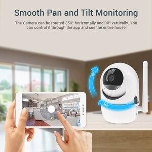 Image 2 - Defeway 1080P kablosuz ip kamera akıllı otomatik izleme ev güvenlik gözetleme Wifi bebek izleme monitörü Pet akıllı güvenlik kamerası