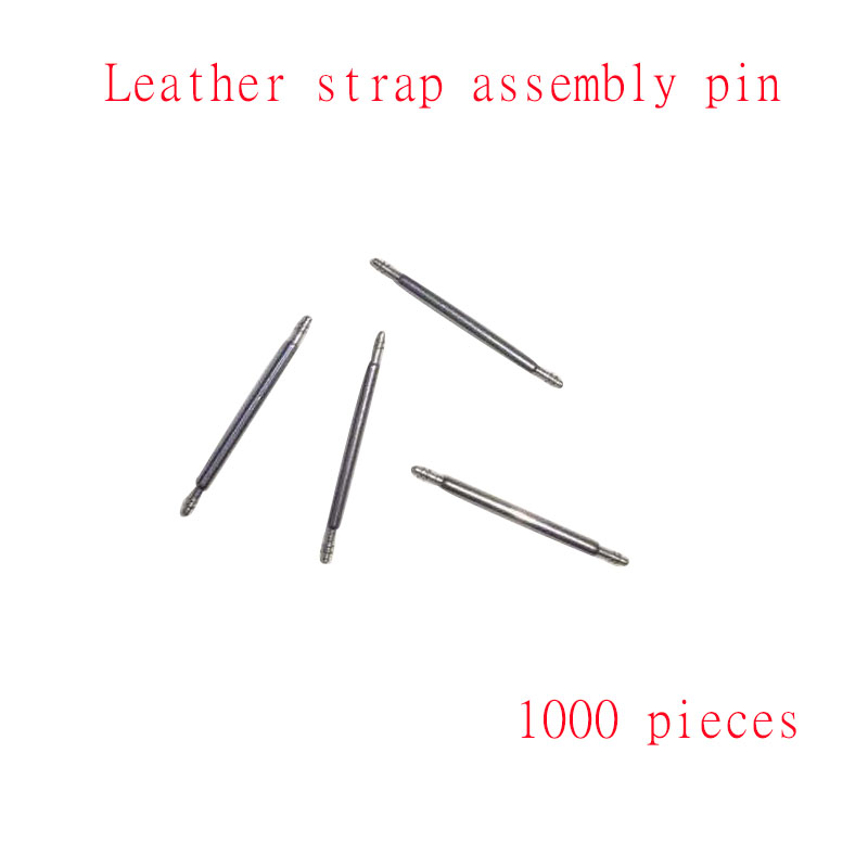 1000pcs 10-24mm Stainless Steel Watch Band Strap Spring Bar Link Pins Strap Link Pins