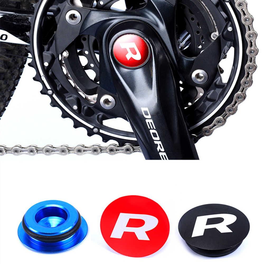 Cycling Crankset Crank Screw Bolt Cover Cap MTB Bicycle Mountain Bike Bottom Kit