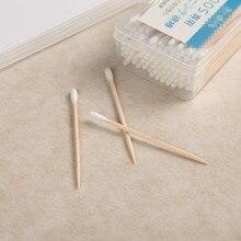 IQOS Electronic Cigarette Cleaning Cotton Swab Marlboro E-Cigarette Pointed-Toe 100 PCs Cotton Swab