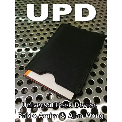 Universal Peek Device (UPD) By Alan Wong & Pablo Amira,Magic Tricks