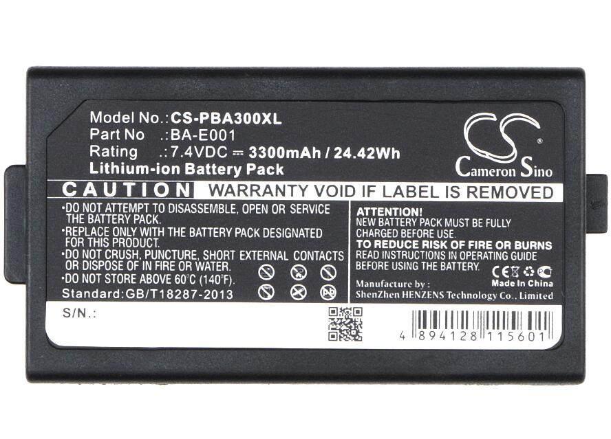 cameron sino 4000mah battery for RCA Galileo Pro 11 5