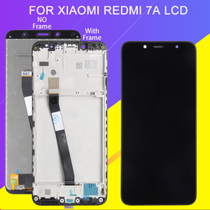 Catteny 7A LCD For Xiaomi Redmi 7A Display Touch Screen Digitizer Assembly Replacement With Frame Replacement Part Free Shipping