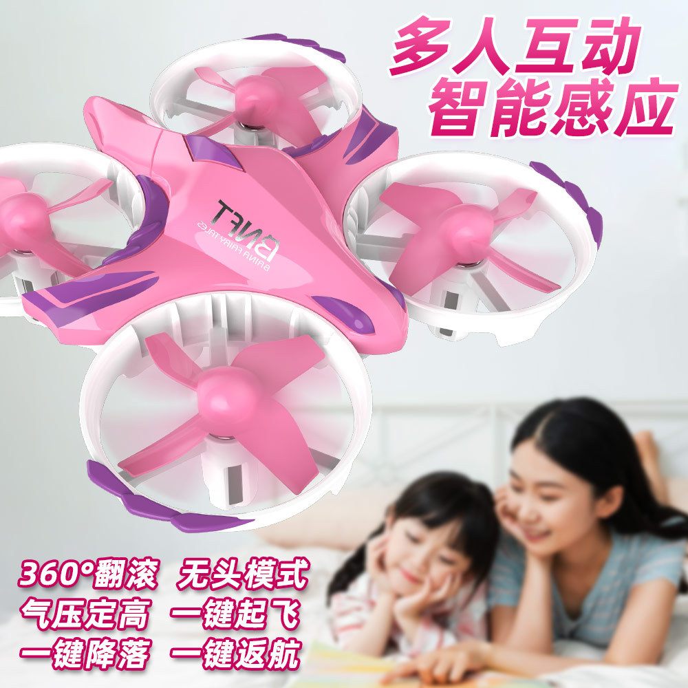 New Style Sensing Unmanned Aerial Vehicle Smart Set High Gesture Drop-resistant Mini Drone For Aerial Photography Telecontrolled