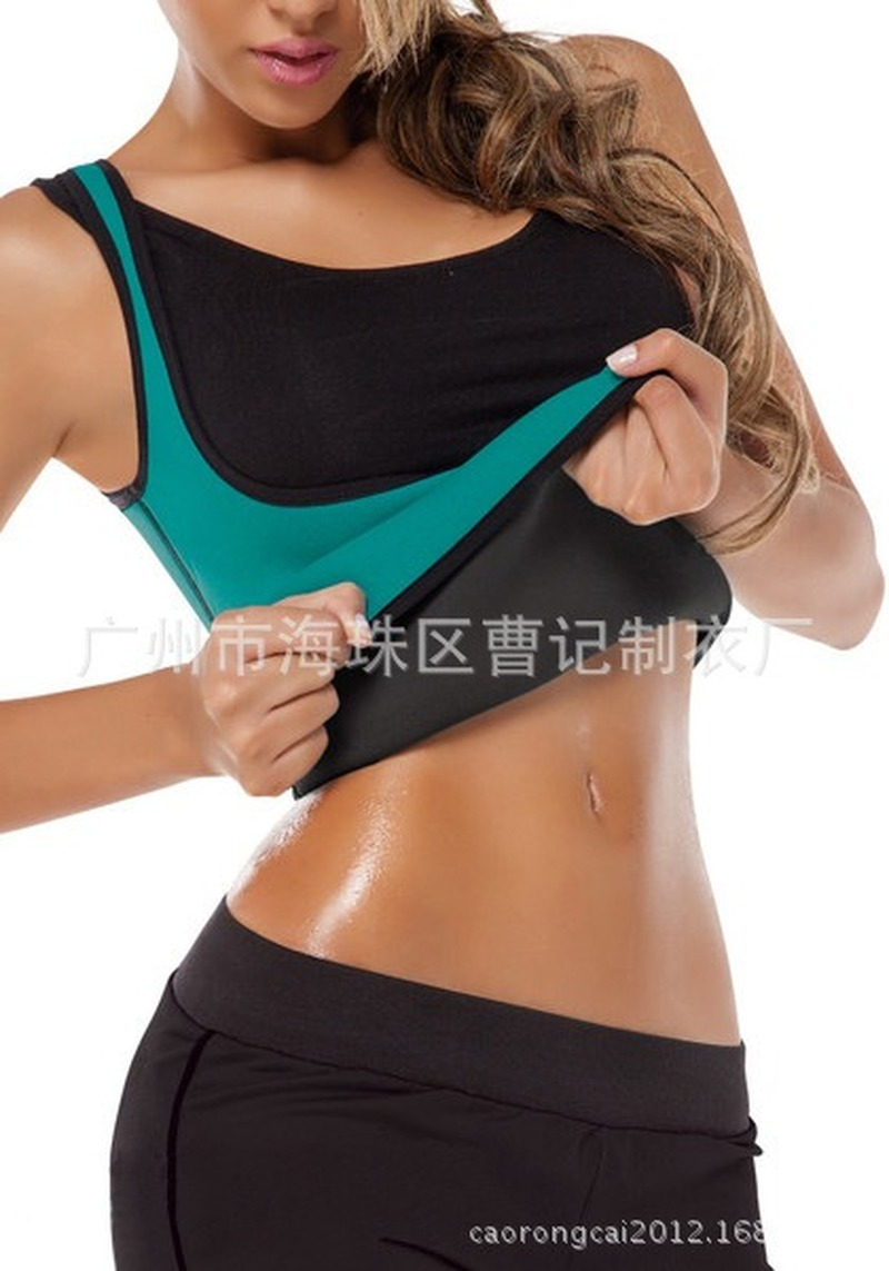 5 Colors 9 Yards Sports Perspiration Corset Female Body Shaping Body Slimming Clothes Sports Trend Fitness Body