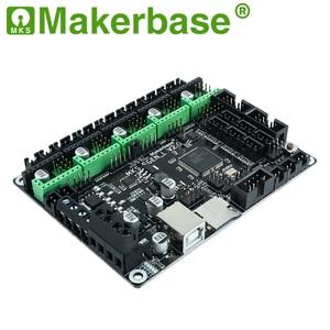 Image 3 - Makerbase MKS SGen_L V2.0 3D מדפסת חלקי 32Bit בקרת לוח 120MHZ MCU TMC2208 TMC2209 TMC2225 uart מצב