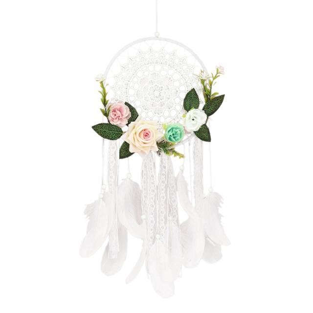 boho room decor diy.htm online shop dream catcher diy decorative pendant flower dream  dream catcher diy decorative pendant
